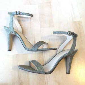 Nine West Angus heels size 8.5